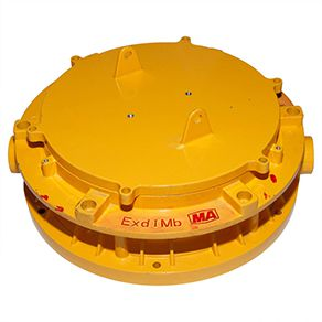 Die Casting of Explosion-proof Lamp for American Customers