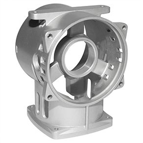 Die Casting Parts for Motor Shells of Electric