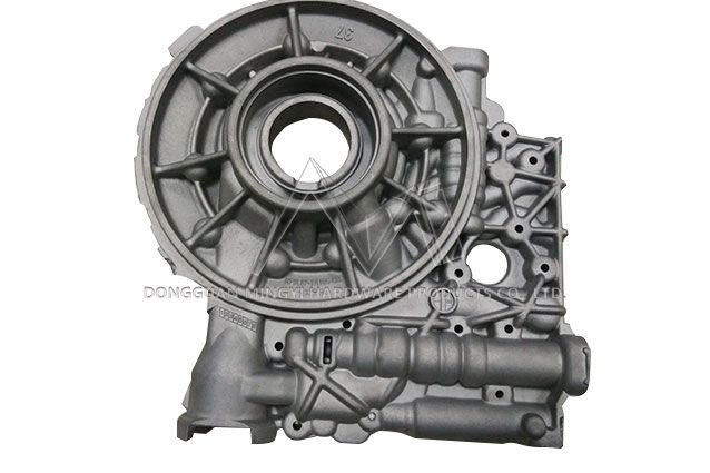 Motorcycle clutch shell
