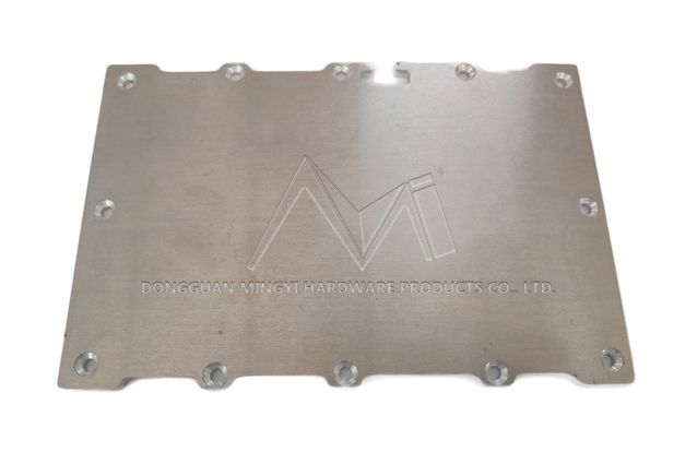 Air lamp fixed stamping board