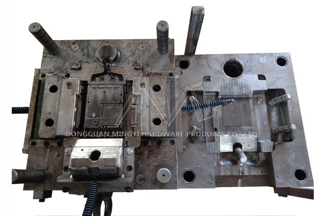 Magnesium alloy die-casting router shell mould