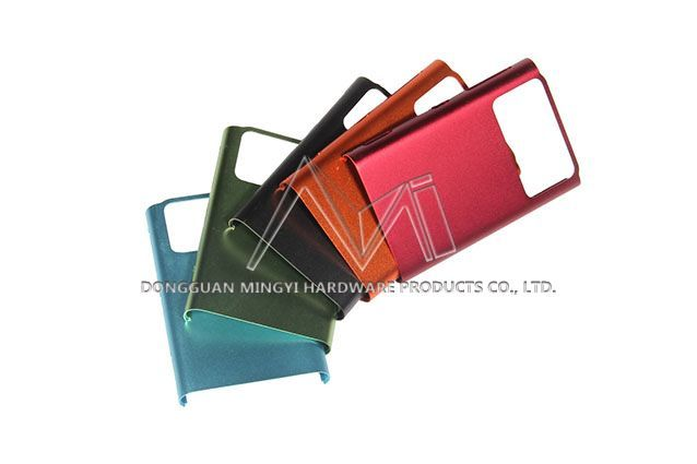 Mobile phone shell stamping part