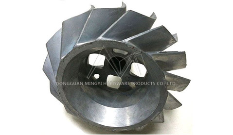 Reasons for the Blackening of the Surface of Aluminum Alloy Die Castings