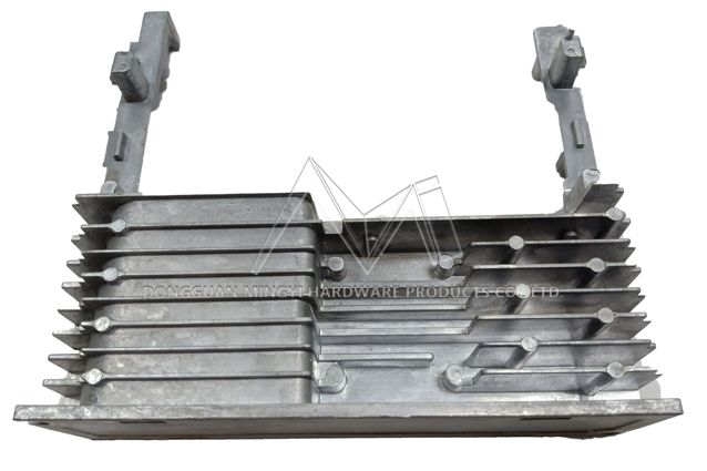 Aluminum heat sink bracket