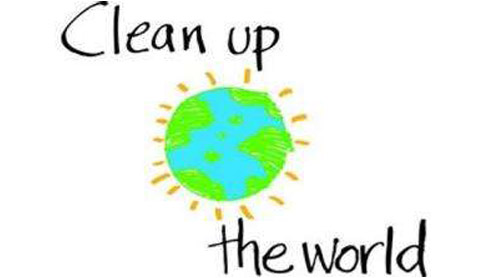 Clean Up the World!