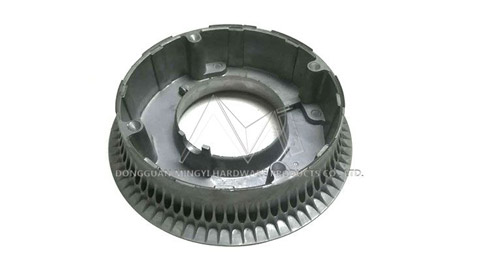 What is the Cause of Sand Hole in Aluminum Alloy Die Cast Part?