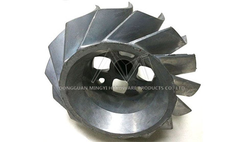 Is Cracking of Aluminum Alloy Die Cast Part Related to Bubbles?